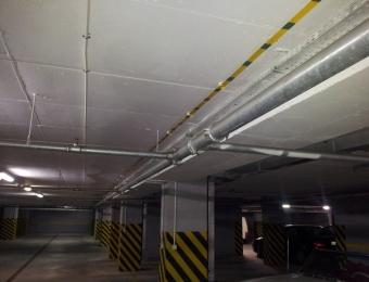 Uszczelnienia przecieków w garażach