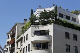 Izolacja tarasów i balkonów
