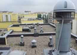 doskonale wykonana hydroizolacja dachu