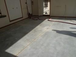 Uszczelnienie dylatacji w garażu